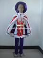 Partido del carnaval de Halloween calidad niño príncipe costume para niños la