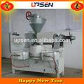 Pequeño caracol prensa de aceite / molino de aceite en frío y caliente
