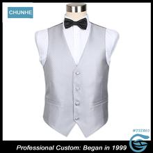 Wholesale Formal Polyester Waistcoat Men vest