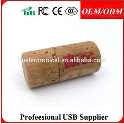 pen drive , wooden can shape usb flash drive