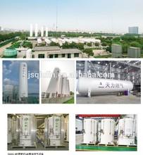 cryogenic liquid storage tank for liquid oxygen, nitrogen,argon,carbon dioxide