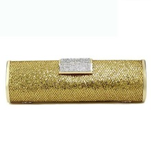 Bz8017 American fashion sequined evening bag women fashion clutch bags 2015 new products