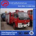 Dongfeng DFAC tanque de água de incêndio luta caminhão 2000L ( JDF5050GXFSG10 / X bomba de incêndio truck )