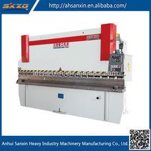 High efficient&long service life sheet metal hydraulic bending machine/hydraulic press brake machine