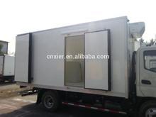 lorry cargo truck chiller truck/mini chiller van