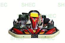 Racing car q version model car