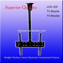 VESA:700*500mm New type 180 degrees Rotation TV Wall Bracket. 2015 hotsale full motion tv wall mounts tilt and swivel tv bracket