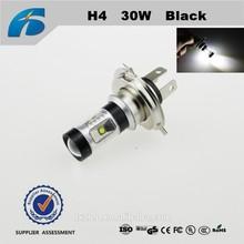 H4 30W CREE 6 LED White Car Fog Light Headlamps Bulb