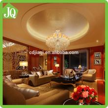 House Villa Office 3D Visualization Service warm color interior design