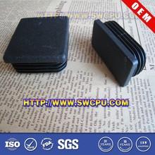 Injection custom plastic rectangular tube inserts for furniture