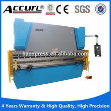 China anhui Accurl nc metal press brake foot pedals