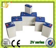 super solar battery 2V600AH for UPS EPS power or wind solar system