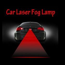 Safety laser warning light car tail laser fog light anti-Collision 2015 product