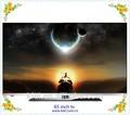 Nova vinda! Electronics 65 polegadas led tv garantia 2 anos a oferta gratuita de peças de reposição