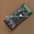 Promoción! Hc-06 6pin esclavo Bluetooth módulo inalámbrico módulo de puerto serie de comunicación para UNO