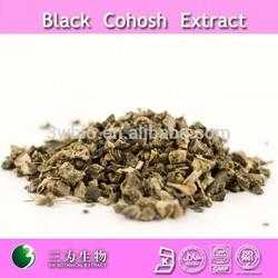 high quailty black cohosh p.e / black cohosh extract