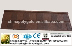 The Stone Coated Aluminum Roofing, Color Stone Coated Metal Roof Shingles,Stone Coated Steel Roofing