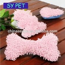 fancy animal sound plush dog toy