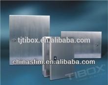 TIBOX OEM metal enclosure/ electrical box/stainless steel cabinet