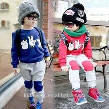Tz0307 wholesale fashion children spring child clothes kids clothing girls lady Korean Kids trendy new shirt