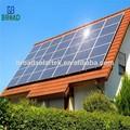 Precio competitivo pv techo de montaje proveedor del sistema, el panel solar de montaje marcos