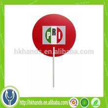 Trade Assurance Custom Logo Summer Promotional Gift plastic Chinese fan