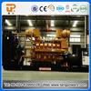 Professional Supply!Open Type Diesel Generator Running On hotel