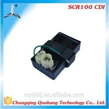 Low Price Motorcycle SCR100 CDI Unit China Manufacturer