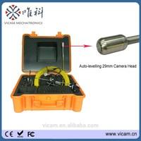 Portable operation remote control sewer inspection camera V8-1288KC