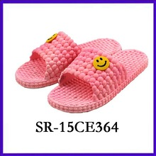 SR-15CE364 Health Functional beaded massage insole indoor slipper