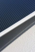 Hanergy street lights/lawn lamp solar lighting standard BIPV solar panels