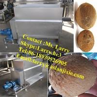 automatic coconut dehusker/coconut fiber remover/coconut polisher