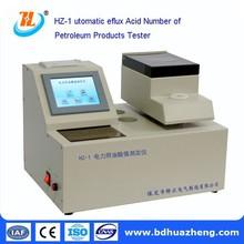HZ-1Automatic petroleum products reflux method acid number test instrument