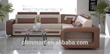 Italian Leather sofa sectional sofa Living Room Furniture Sofa house remodeling 0413-A1135