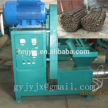 hydraulic briquetting machine/rice husk briquetting machine/coal making machine
