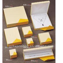 2015 new design paper gift box for earring