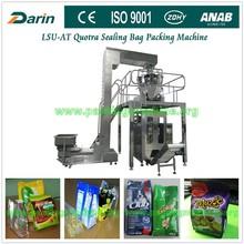 LSU-AT Quad Sealing Dry fruit Packing Machine
