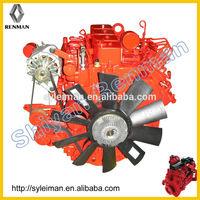 4BT 3.9L 140hp bus engine for EQB140-20