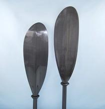 Full Carbon Fiber 3K Carbon Cloth 2-piece adjustable Carbon Kayak Paddle With 10cm Adjustment
