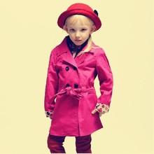 La primavera y el otoño grandes niñas vírgenes cazadora chaqueta de 2014 nuevos niños coreanos de clothin chaqueta