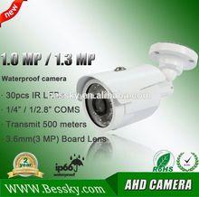 Bessky toyota innova car audio system 960P,security with varifocal lens cctv camera system
