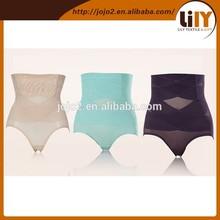 2015 hot shapers sexy panties High waist training Breathable body shaper wear underwear women shapewear