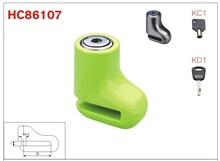 Mini disc Lock,motorcycle accessories ,padlock lock