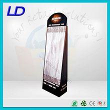 8 years factory hair accessories paper display rack for hair acces ,hair accessories paper display rack