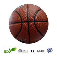 PU TPU PVC rubber basketball hot sale basketball