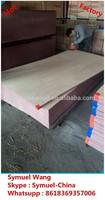 decorative Natural ash / oak / beech veneer poplar Fancy Plywood Sheet to Thailand