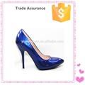 novo design de sapatos femininos 2015 senhora última moda sapatos de salto alto mulheres fábrica na china