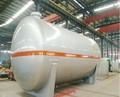 De alta calidad de doble pared del tanque de aceite/subterráneo del tanque de combustible con precio bajo