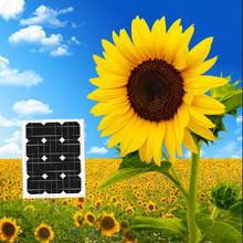 high quality small 12V 24V 5W 10W 15W 20W 25W 30W PV Solar Panel
