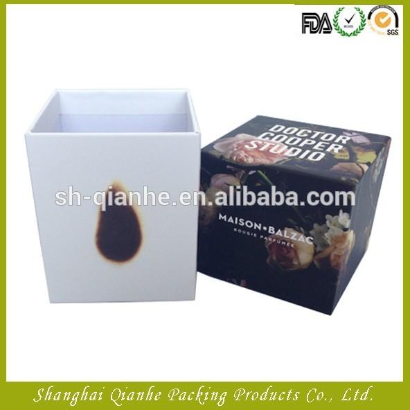 Cardboard Candle Rigid Cardboard Candle Box